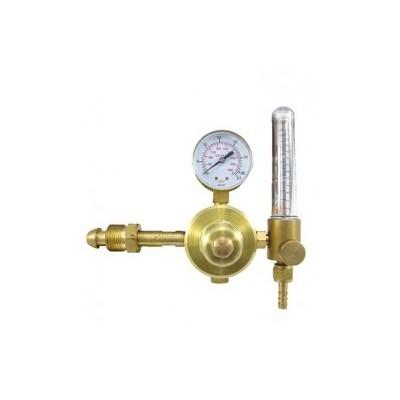 Regulador Pressão Argônio com Fluxômetro