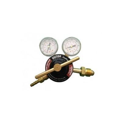 Regulador Pressão RF 350 40 Argônio Victor